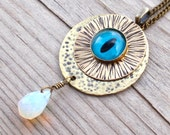 Blue Evil Eye Amulet