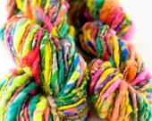 Superhero - Hand spun art yarn