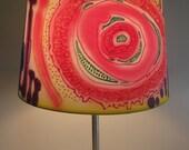 Original Art Graffiti Lampshade