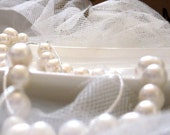 SALE hand knotted freshwater pearls