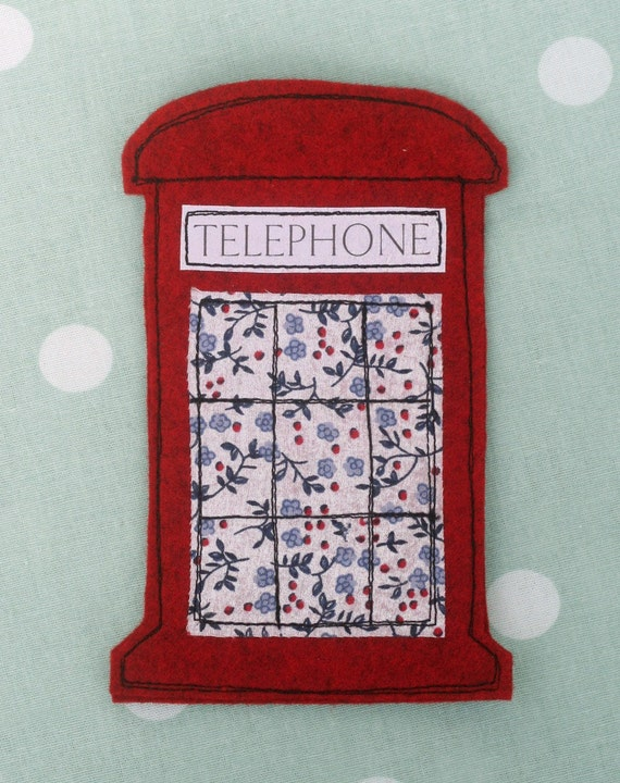Telephone Box mobile phone case