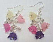 Tulip Bouquet Earrings