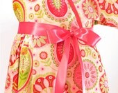 CLEARANCE-Maternity Hospital Gown-London- Ready to Ship
