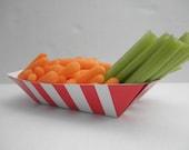 CUSTOM LISTING: chanceforey -- 30 snack trays & 25 peanut bags