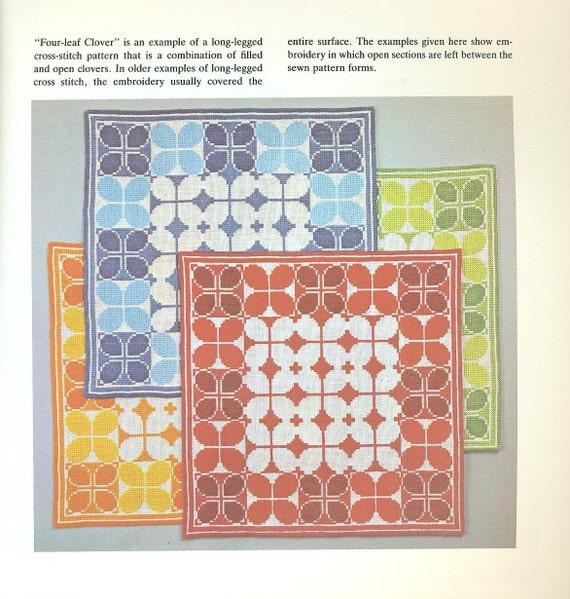 Swedish Handcraft Society Counted Cross Stitch Patterns