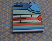 CLOSEOUT SALE Game Board Notepad
