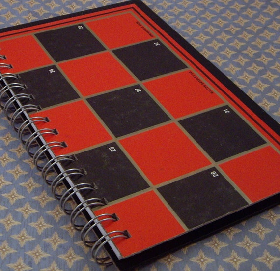 CLOSEOUT SALE Game Board Journal