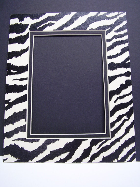 Picture Frame Mat Doub...