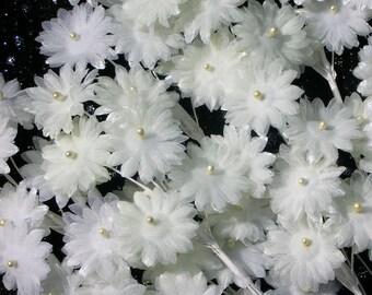Silk Flowers 12 Fairy Sprays