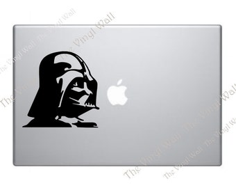 Darth Vader Vinyl Decal Sticker for Laptop Wall Car and All MacBooks