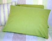 Linen Pillowcase set  -Alfresco-