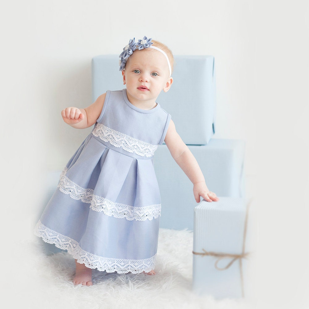 Baby Girl Flower Dresses