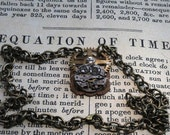 Steampunk Time Travelers Necklace