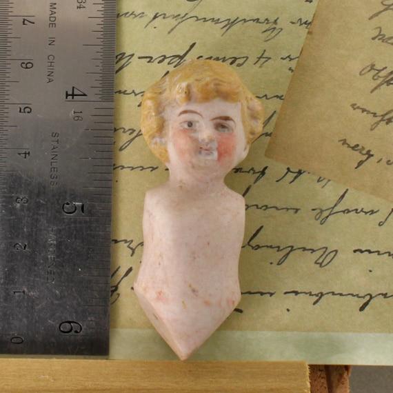 Vintage German Doll Body