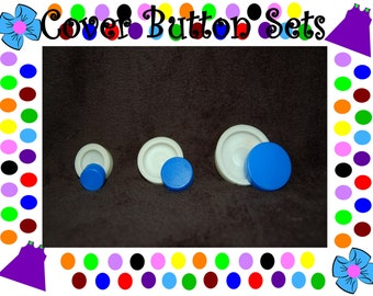Push Tool for 1 1/8 Inch Covered Button Sets