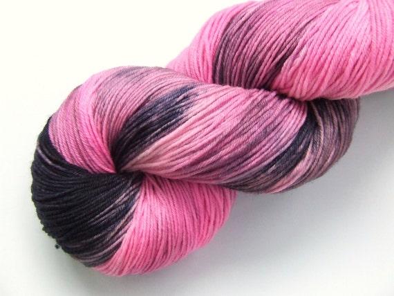 Desdemona on Snug- Hand Painted Sock Yarn