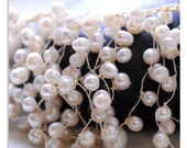 Thousand and One  Pearl Necklace