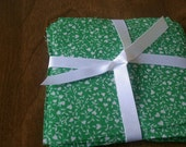Great Irish Heart Fabric Bundle -- 24 4 inch squares
