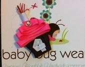 Birthday Cupcake Clippie
