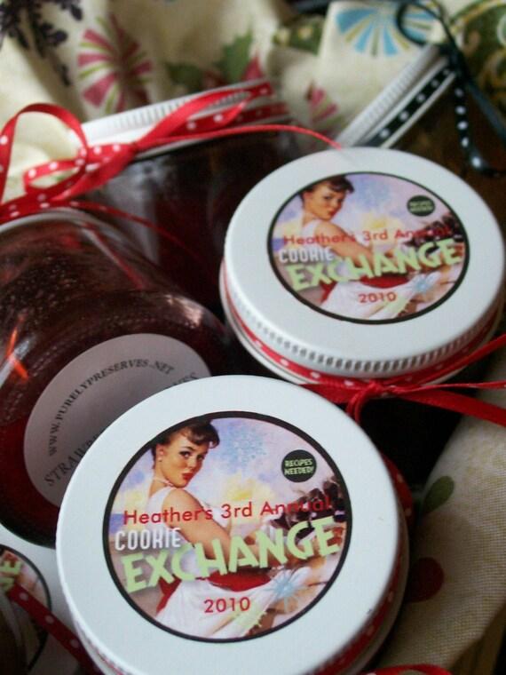Spread the Love Homemade Jam Wedding/Party Favors Pectin Version 2(2.5 oz) - Choose Your Flavor