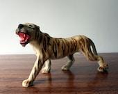 Antique Miniature Tiger Taxidermy