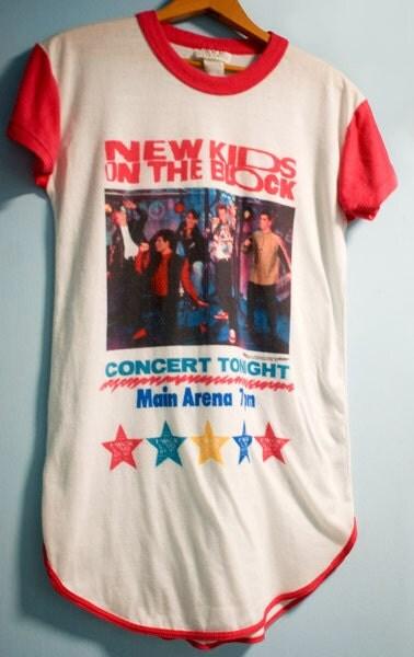 Nkotb Tour T Shirts