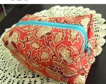 Purse Bag PDF Sewing Pattern & Tutorial with Photos