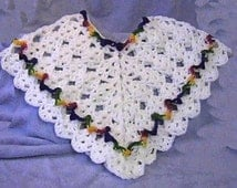 Popular Items For Toddler Poncho On Etsy