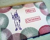 Merry Christmas Scubaman card