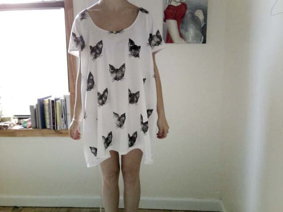 Kitty Cat Dress
