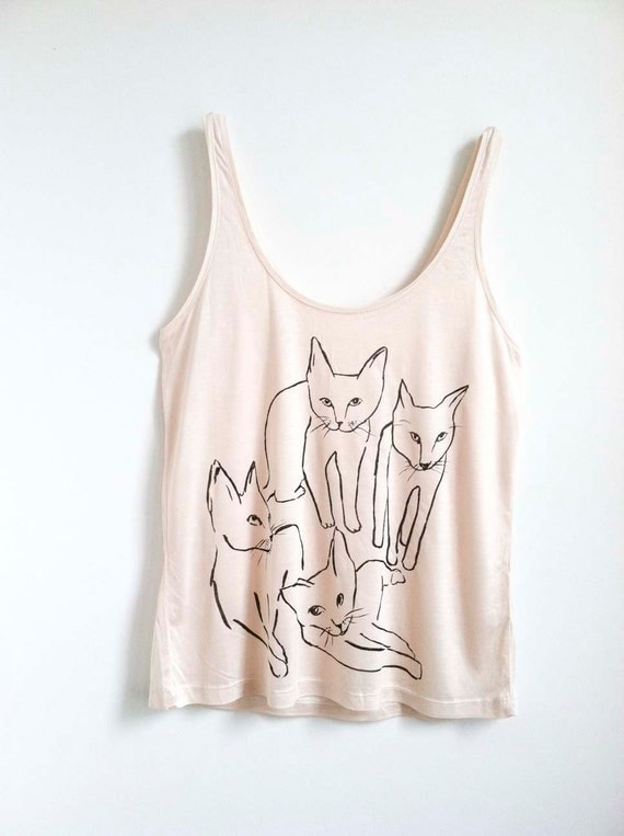Picasso Cats Tank