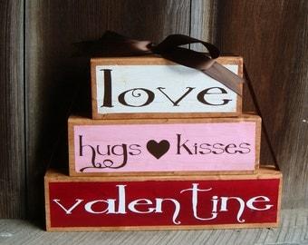 Valentine Wood Sign