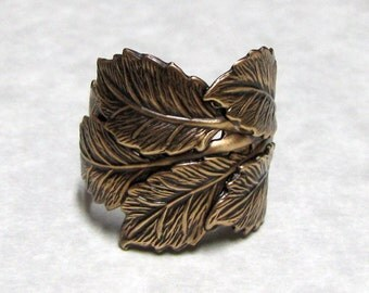 Leaves of the Forest Ring