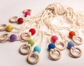 Nordic Tutti Teething / Nursing /Babywearing necklace