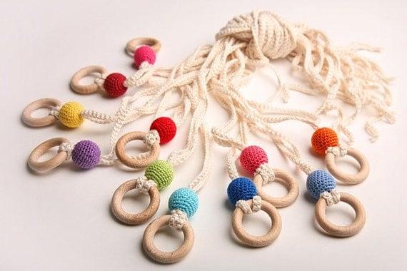 Tutti Nordic Teething / Nursing necklace