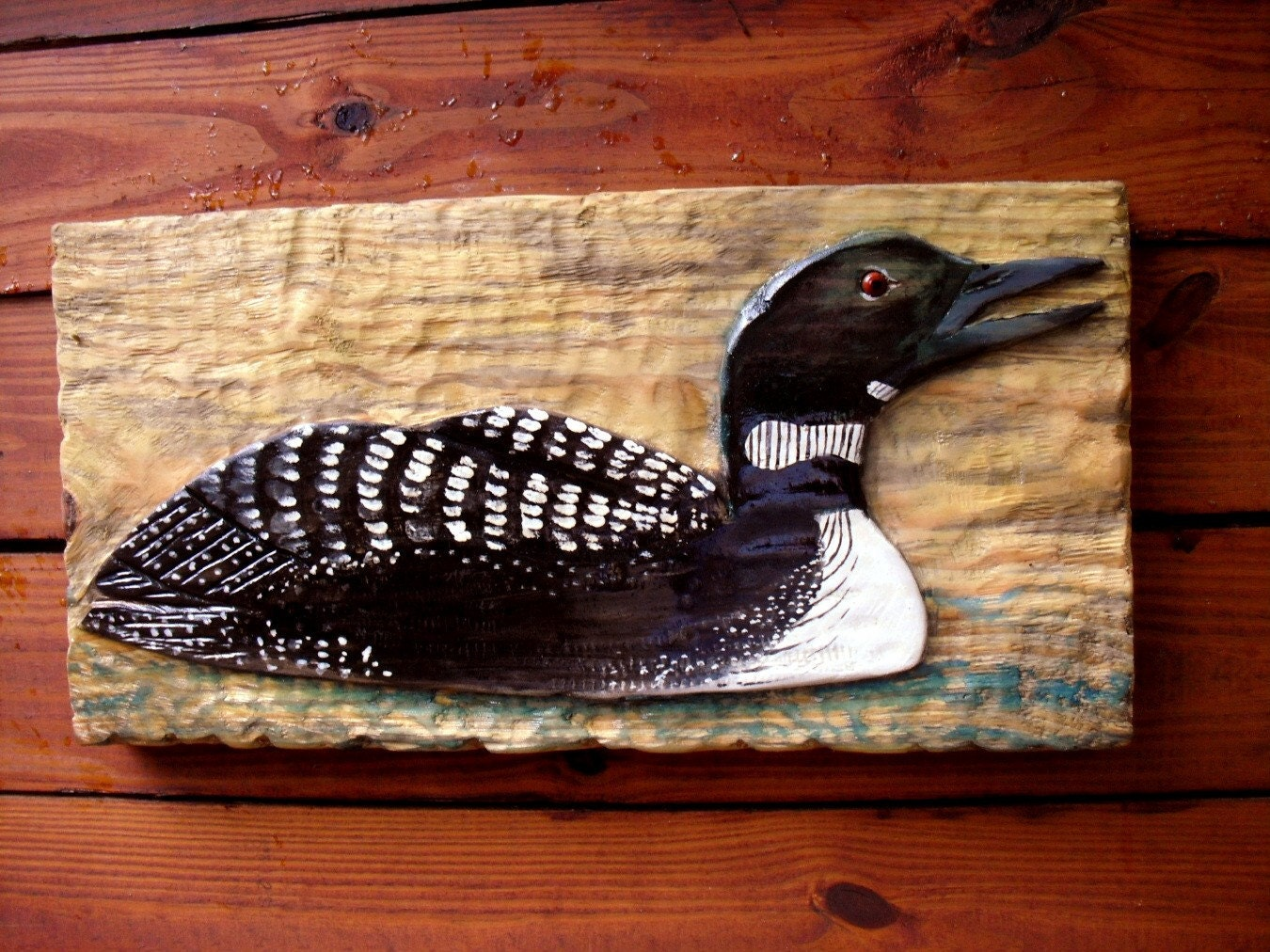 Related keywords suggestions for loon wood carving patterns