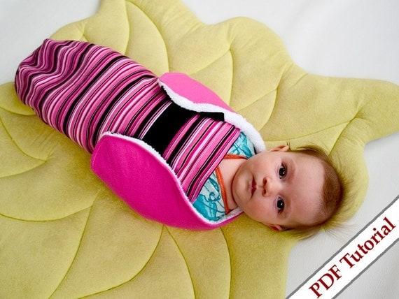 baby studio swaddle wrap how to use