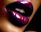Lip Balm - Tingling Lavender Lemon Flavor - Erotics Perfume or Clear Lip Gloss - Nipples - Organic Menthol - Sexy Fun Erotic - .15 ounce
