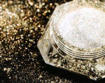 50% OFF - Dramatic Mirage Faery Dust Powder - Copper Earth - body powder fairy dust for fairies eye shadow pigment mica crafts - 3 gram jar