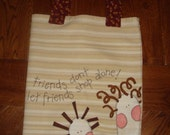 Friends Tote Bag   SALE  Price Reduced