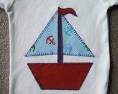 Sailboat Onesie