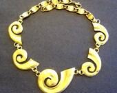 Vintage Byzantine Style Necklace