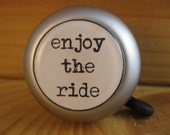 bike bell, enjoy the ride - SpokeNWheel