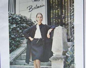 Vogue Paris Original Balmain 1617