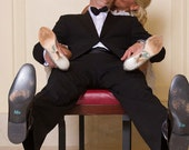 Wedding Shoe Sticker Set for the Bride & Groom