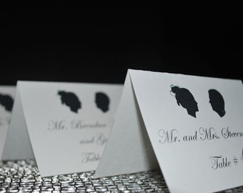 ESCORT/PLACE cards