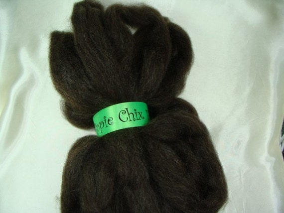 4 oz. Romney Wool Roving