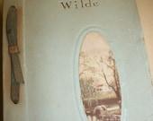 Vintage Book Ballad of Reading Gaol by Oscar Wilde