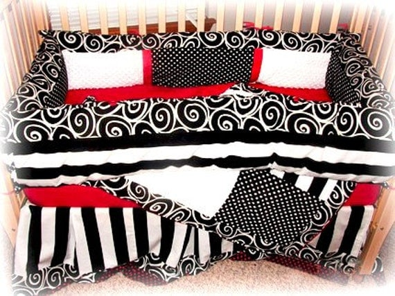 Black White Red Pictures Babies Items Similar to Red And Black