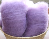 Reserved For Kim, Naturally Dyed Wool/Alpaca/Silk blend set of spinning batts